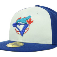 Toronto Blue Jays MLB Cooperstown 59FIFTY Cap