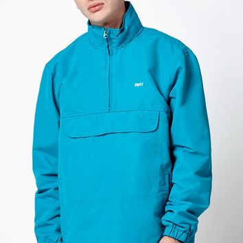 Obey Runaround Half Zip Jacket at PacSun.com