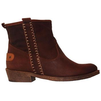 Coolway Carlin - Cue Leather Pull-On Bootie