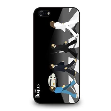 THE BEATLES ABBEY ROAD iPhone 5 / 5S / SE Case