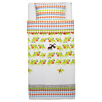 KOSSAN Quilt cover and pillowcase   - IKEA