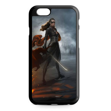 Clexa Commander Lexa The 100 iPhone 6 case