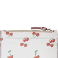 Marc by Marc Jacobs Women White Cherry Print Lina Card Holder 4VMWZ3 Marc by Marc Jacobs Women White Cherry Print Lina Card Holder 4VMWZ3 | vuair.co.uk : Fast shipping & returns From UK Shop - vuair.co.uk.