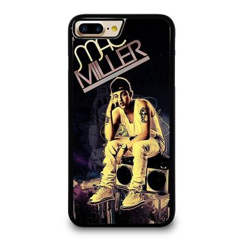 MAC MILLER iPhone 4/4S 5/5S/SE 5C 6/6S 7 8 Plus X Case