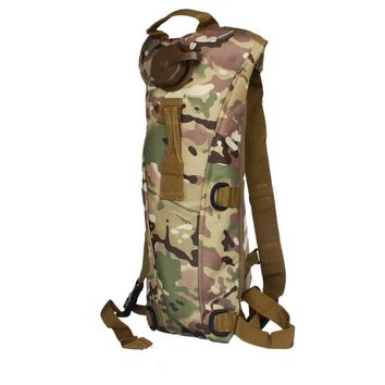 Hydration System Water Bag Survival Backpack