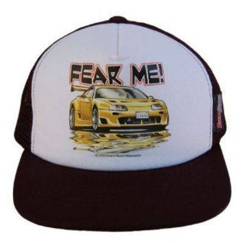 Fear Me Trucker Hat