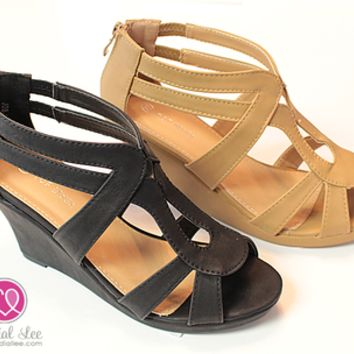 Lindy Wedges