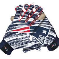 Nike Stadium (NFL Patriots) Men's Gloves