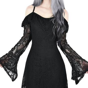Deadly Beloved Burial [Black] | DRESS