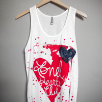 Marina and the Diamonds  Lonely Hearts Club Tank Top by lovejonny