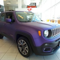 purple jeep renegade - Google Search
