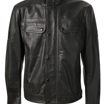 Matchless Calf Leather Jacket