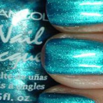 1 New Kleancolor ♥ Metallic Aqua ♥ Nail Polish Lacquer FULL SZ