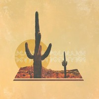Desert Art Print by Drew Walker