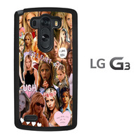 Buffy Collage X0965 LG G3 Case