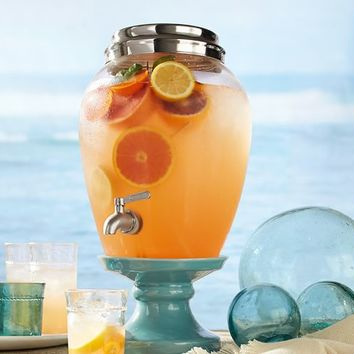 Colorful Rhodes Drink Dispenser Stand