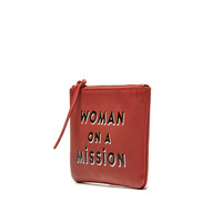 Woman on a Mission Pocket Pouch