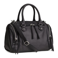 H&M - Bowling Bag - Black - Ladies