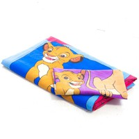 Vintage 90's Lion King Twin Sheet & Pillow Set