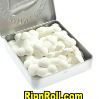 Peppermint Peckers - Pecker Mints - RipnRoll.com