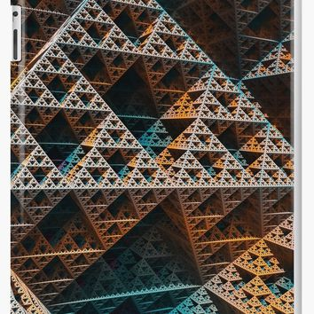 'Pyramide' iPad-Hülle & Skin by zappwaits