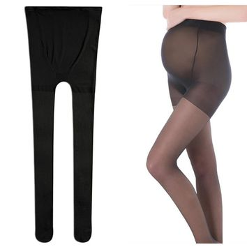Maternity Pantyhose In Various Colors