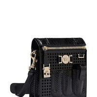 Versace - Lasercut Signature Crossbody