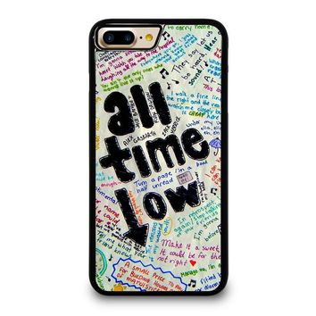 ALL TIME LOW COLOUR iPhone 7 Plus Case Cover