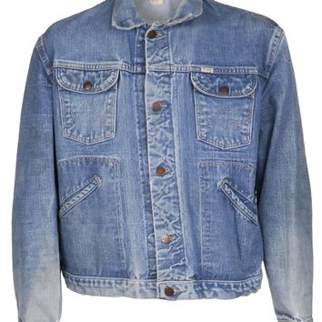 Wrangler Vintage 1970S Distressed Jacket