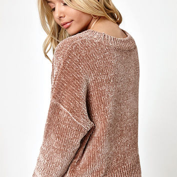 LA Hearts Chenille Pullover Sweater at PacSun.com