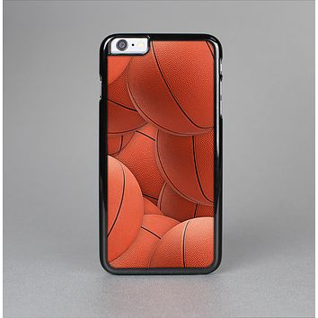 The Basketball Overlay Skin-Sert for the Apple iPhone 6 Skin-Sert Case