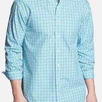 Men's Vineyard Vines 'Pier Plaid - Murray' Slim Fit Sport Shirt,