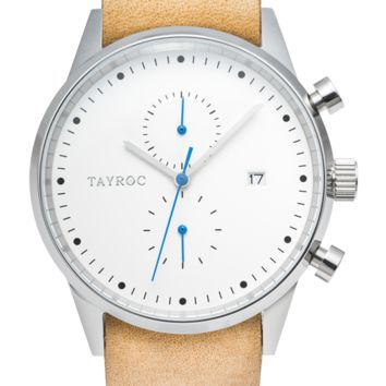 TXM089 - Tan Leather NATO
