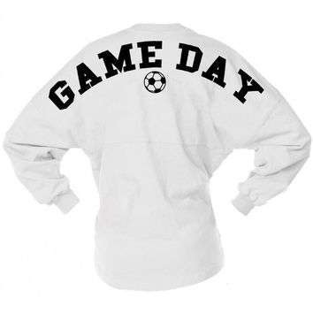 Soccer Game Day Jersey