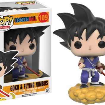Dragon Ball - Goku on Nimbus Pop! Vinyl Figure