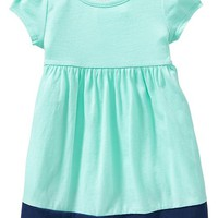 Old Navy Color Block Jersey Dresses For Baby Size 5T - Key largo
