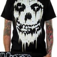 ROCKWORLDEAST - The Misfits, T-Shirt, Dripping Logo