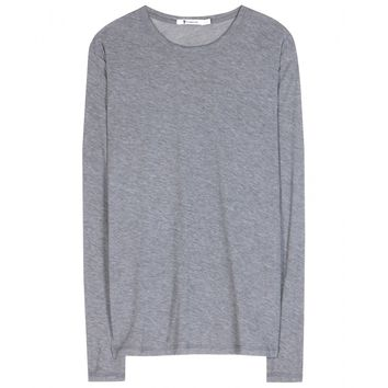 t by alexander wang - long-sleeved top