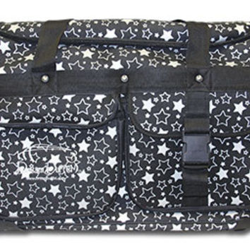 MEDIUM Pink Star Print Dream Duffel®