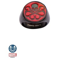 The Marvel Hydra Ring - Black