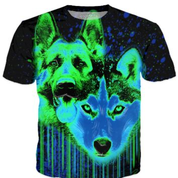 Psychedelic - T-Shirt