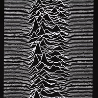 Joy Division Unknown Pleasures Album Cover Poster 23x33