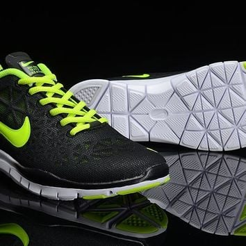 """Nike Free 5.0 TR Fit 3"" Men Sport Casual Bird's Nest Breathable Barefoot Sneakers Run"