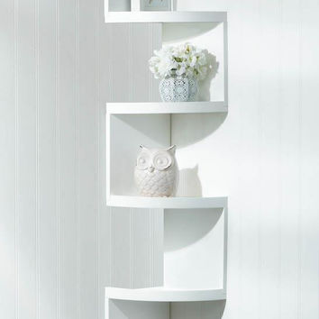 4- Tier Corner Shelf