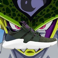 "Dragon Ball Z x Adidas Prophere ""Cell"" CQ3034"