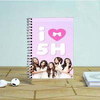 Fifth Harmony Photo Notebook Auroid