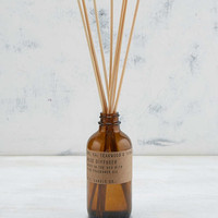 P.F. Candle Co. Teakwood & Tobacco Reed Diffuser - Urban Outfitters