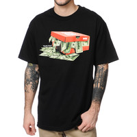 DGK Hustle Hard Black Tee Shirt at Zumiez : PDP