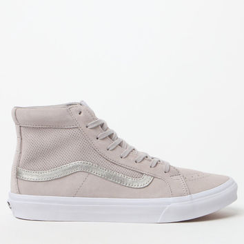 Vans Women's Perf Suede Sk8-Hi Slim Cutout Sneakers at PacSun.com