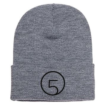 Fifth Harmony Logo Knit Cap